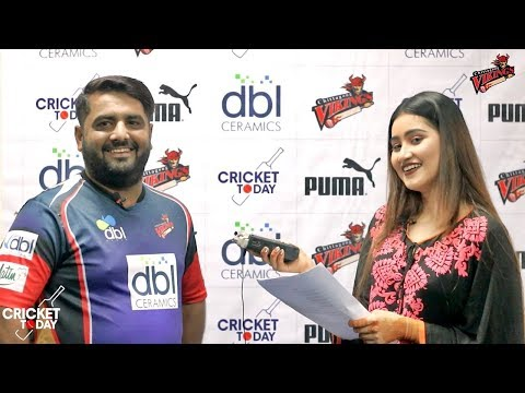 Mohammad Shahzad Exclusive Interview In BPL T20 2019   Chittagong Vikings