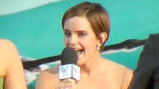 Emma Watson Speech Harry Potter and the Deathly Hallows Part 2 Premiere London