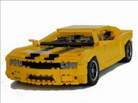 How To Build Lego Bumblebee Easy Youtube