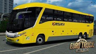 ETS 2 – MOD BUS | G7 1200 | KAISSARA | Rio de Janeiro / São Paulo - EAA 5.0