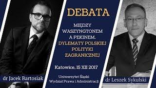 Jacek Bartosiak i Leszek Sykulski o geopolityce Polski   Geopolityka #54