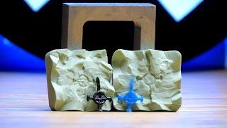 Литье серебра. Изготовление восковой копии(, 2016-02-02T11:29:08.000Z)