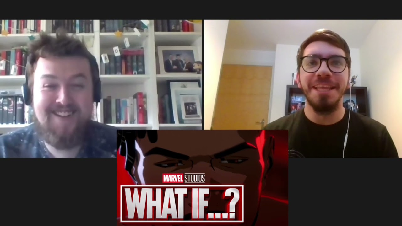 """What If...? - 1x06 """"What If...Killmonger Rescued Tony Stark?"""" Reaction"""