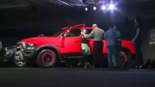 ASN Productions RAM Car Launch