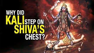 Mahakali( महाकाली) | Why did Kali Step on Shiva's Chest ? Artha | Jai Maa Kali - Mahakali Navaratri