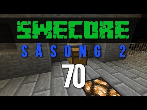 Minecraft Online på SweCore S2 EP #70: Fler Stationer! (Svenska)