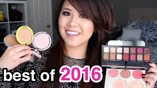the best of 2016 beauty products