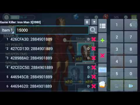 iron man 3 iphone hack