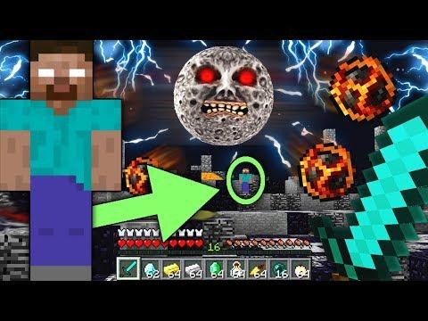 HEROBRINE E LUNAR AVVISTATI NEL MIO MONDO IN LIVE! Minecraft ITA Seed