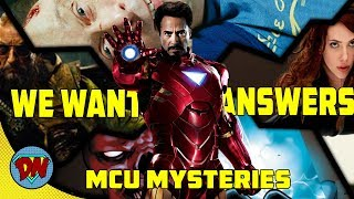 Marvel Movies Biggest Mysteries | MCU | Explained in Hindi
