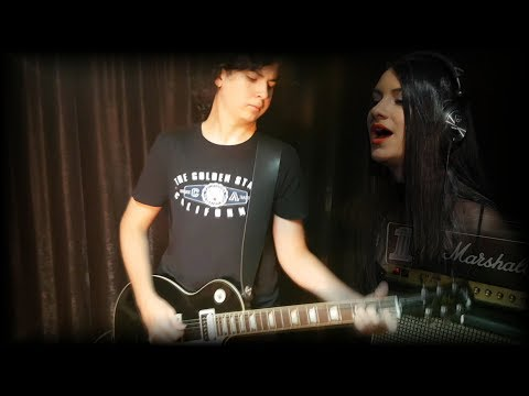 Nothing Else Matters (Metallica) - Victoria K Ft Andrei Cerbu cover