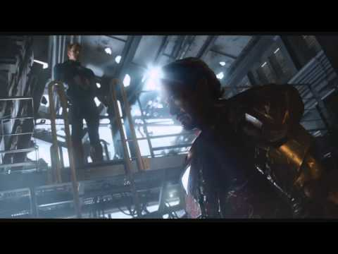 Marvel The Avengers Music Video Linkin Park-In the End