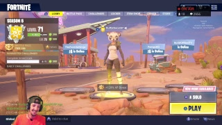 Fluffythecat87 is playing Fortnite !!!! Live ps4! Solos and squads Giveaway tonight !