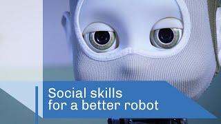 Meet Nina, the social robot | CNRS in English