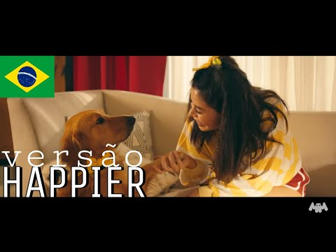 Marshmello ft Bastille - Happier TraduçãoVersão em Português BONJUH Marshmello Happier