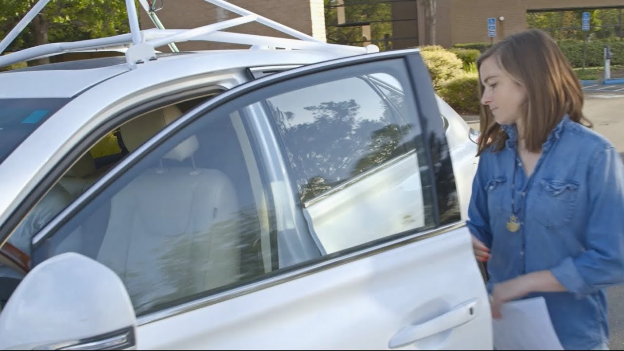 Download A Ride in the Google Self Driving Car