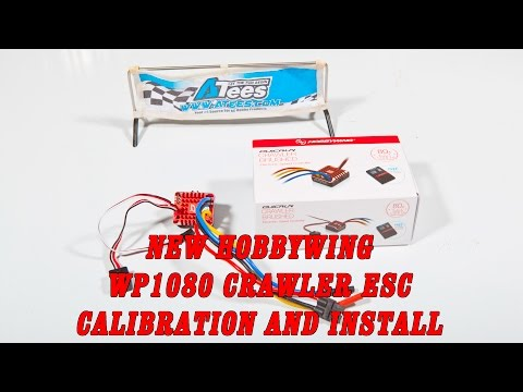 SkyRc Toro 120A Brushless Esc first view by 1967illya