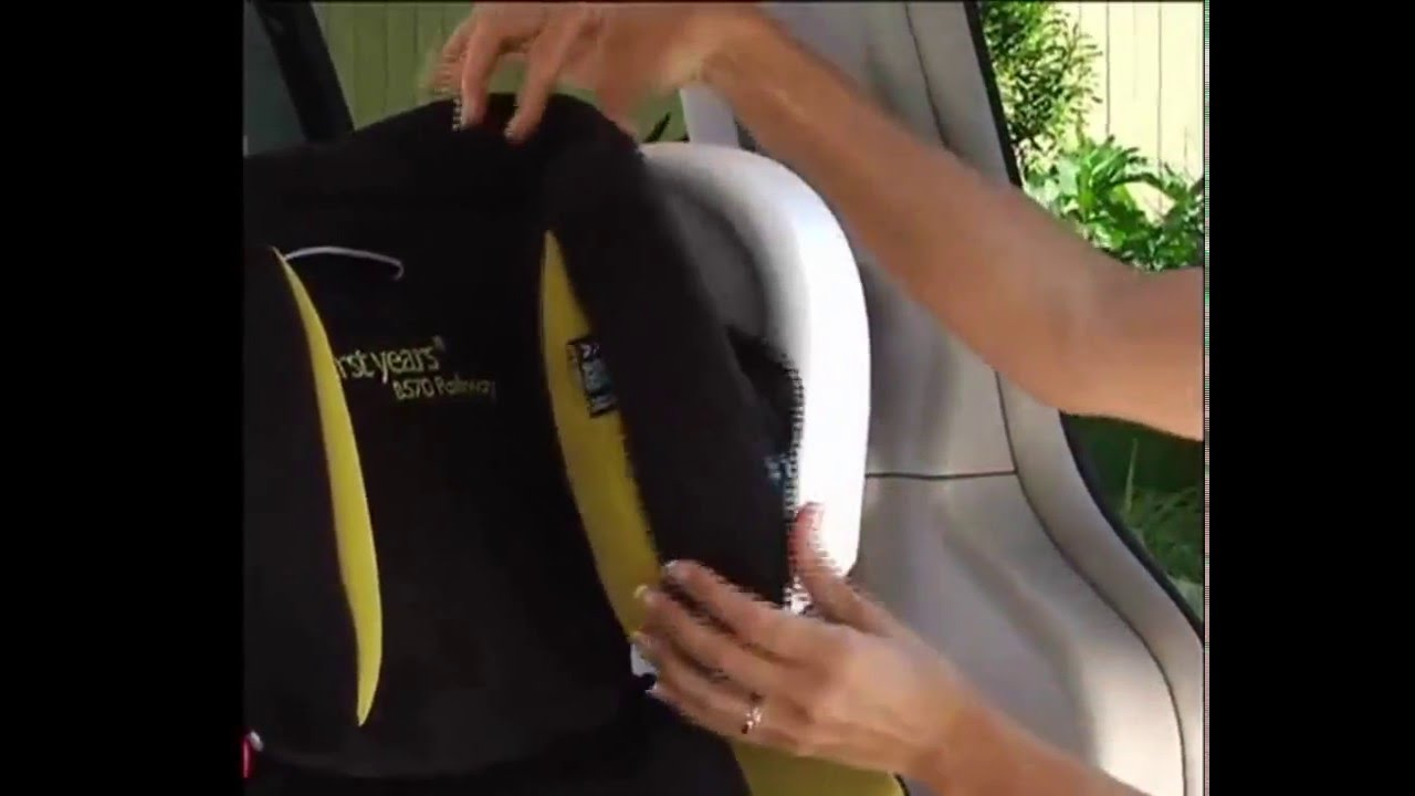 The First Years Ultra Folding Booster Seat Review