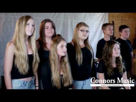 Connors Music - Red Hands - Cover