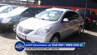 MEGA FEIRÃO ALDO'S CAR MULTIMARCAS COM CONDIÇÕES IMPERDÍVEIS