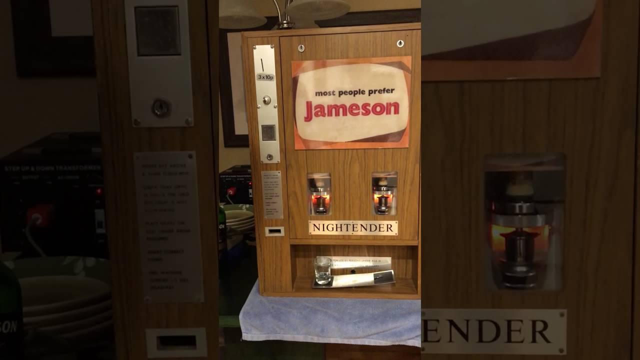 jameson nightender youtube