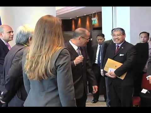 Business Meeting with PASAR /Glencore - 6/5/2012