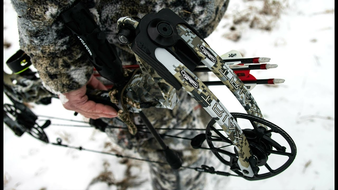 2018 Mathews Triax Hunting Review | Whitetail Habitat Solutions