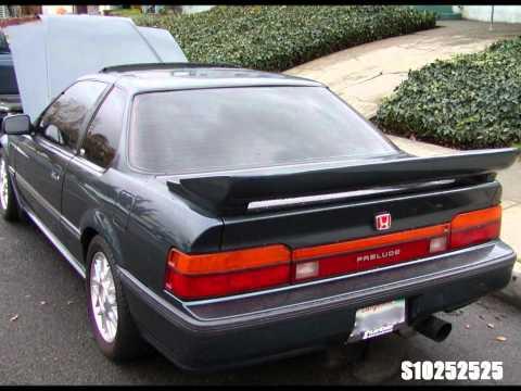 Honda Prelude History