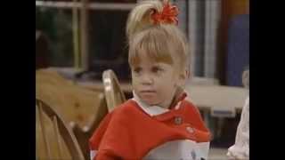 Full House - Michelle Tanner - Funniest clips - Season 3