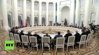 Russia: Putin outlines strategy for domestic development of advanced technologies