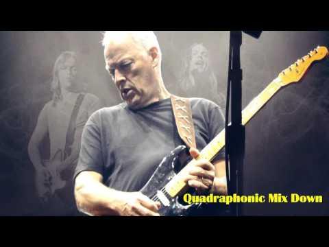 David Gilmour - Shine on You Crazy Diamonds - Quad Mix - HD