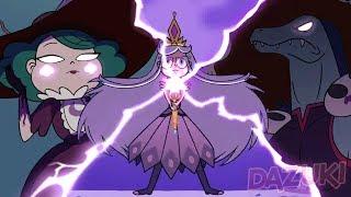 БИТВА ЗА МЬЮНИ! Королева Мун освободила Эклипсу из кристалла? Тоффи ЖИВ   Теории Стар против Сил Зла