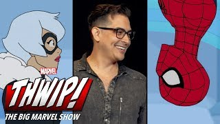Spider-Man Animation on THWIP! The Big Marvel Show!