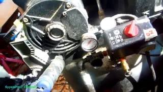 Fix an Air Compressor Regulator Valve