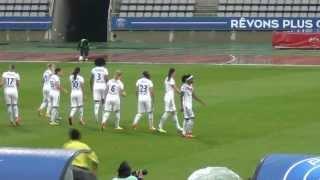 paris saint germain vs olympique lyonnais fminin football dimanche 29 septembre 2013