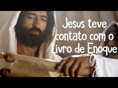 Jesus teve contato com o Livro de Enoque. Prof. Leandro Quadros