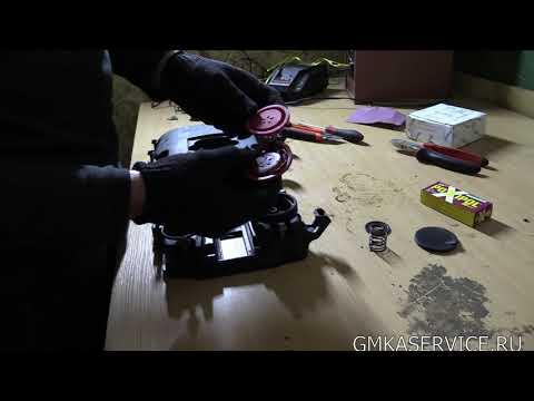 Как самостоятельно заменить мембрану на клапанной крышки Шевроле Круз Седан/Chevrolet Cruze