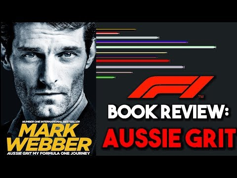 Aussie Grit - F1 Book Review
