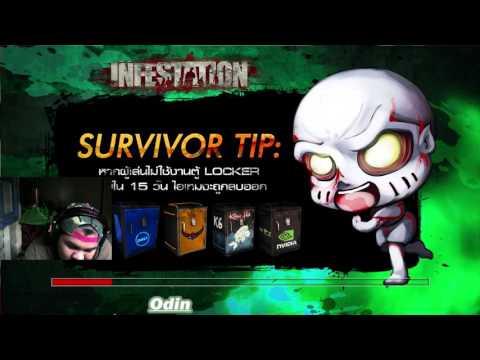 Live: Infestation Thailand : 11/2/59 : วันนี้อารมณ์ดี