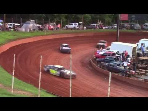 Winder Barrow Speedway Modified Street Feature Race 7/4/15