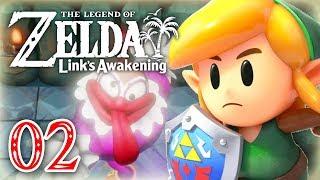 La grotte du génie | ZELDA LINK'S AWAKENING #02