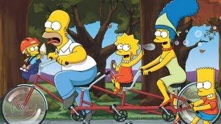 Самые популярные и крутые игры про Симпсонов