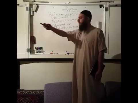 200 Frågor Om Islamiska Trosläran | del 18 | Abdullah as-Sueidi