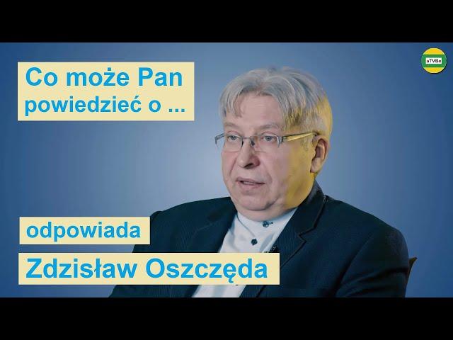 PYTANIA i ODPOWIEDZI - Zdzisław Oszczęda NANTES 2021