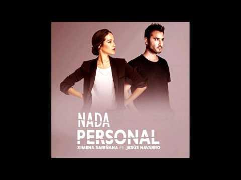 Ximena Sariñana ft Jesus Navarro - Nada Personal (Audio)