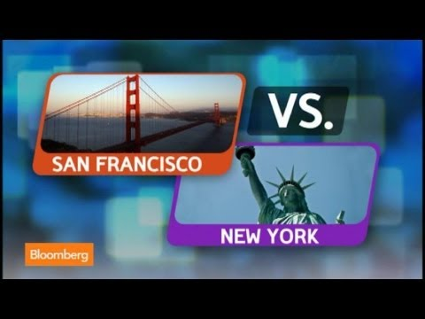 Which City Is Better: New York or San Francisco?