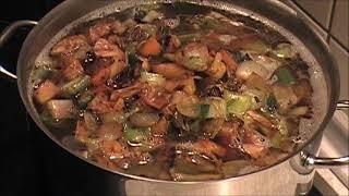 Sauce/jus recipe - Grundsauce von Milbergs Kochzeit
