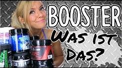 BOOSTER - Was ist das? | Top Pre Workout Booster + Infos für Anfänger | Bester / Besten Booster
