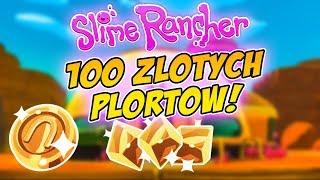 Slime Rancher [S2] #35 - 100 ZŁOTYCH PLORTÓW!