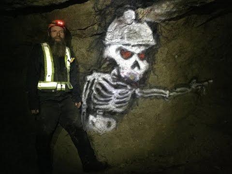 Blue Grouse Mine On Vancouver Island!